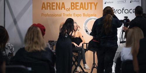 Makeup Masterclass с Пепа Стоянова 1